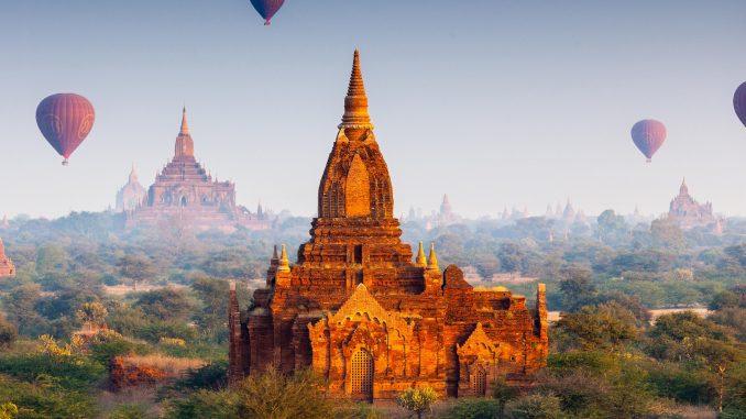 Bagan Myanmar Birmanie