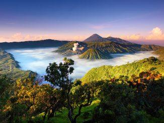 Paysage Indonesie