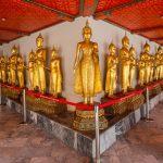 Wat Pho, Bangkok, Tailande
