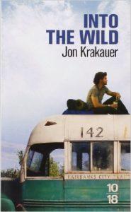 livre into the wild récits de voyage